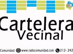 Cartelera Vecinal