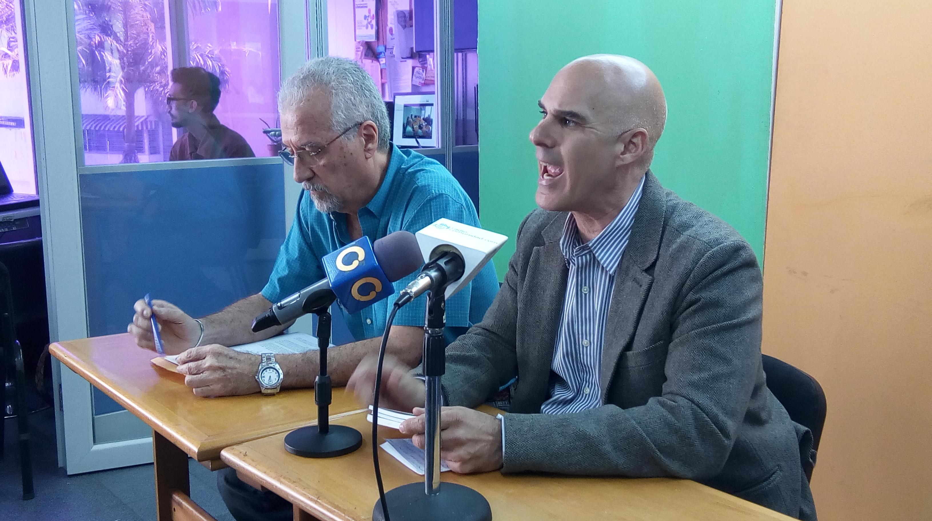 Asociaciones civiles emplazan al CNE